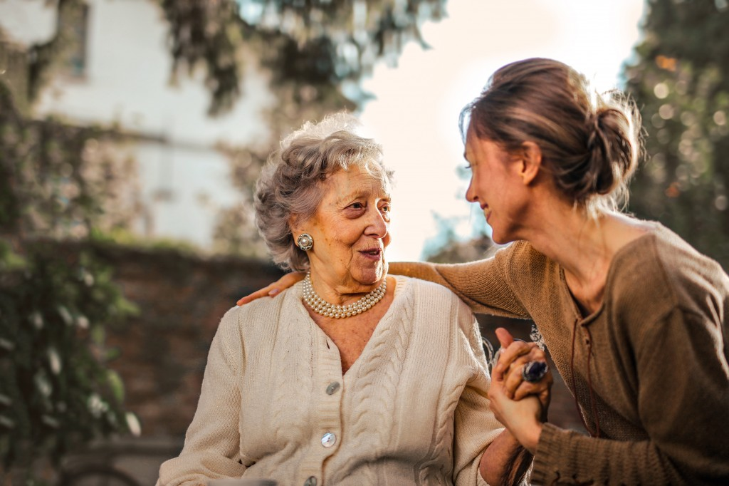 Helping caregivers help their loved ones